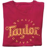 Taylor Ware Antique Logo T Shirt Red M