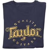 Taylor Ware Antique Logo T Shirt Navy XXL