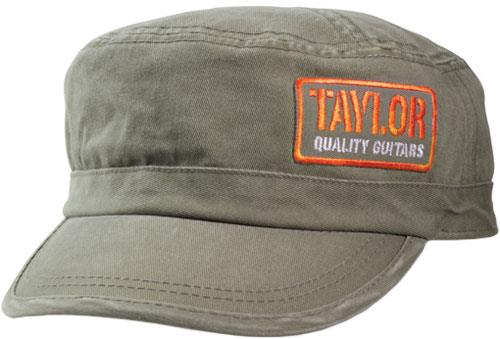 Taylor Ware Military Cap Olive Keymusic