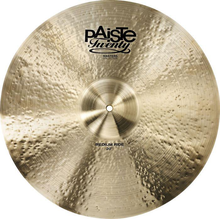 31aadbeb0e1f Paiste Twenty Masters Collection Medium Ride 20 ride cymbal
