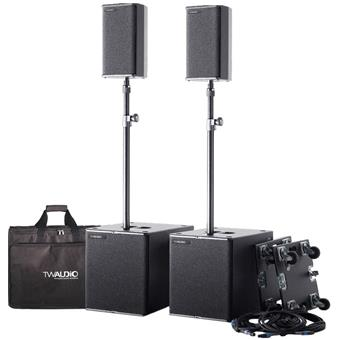 TW-Audio M-Sys-Two actieve P.A.-set