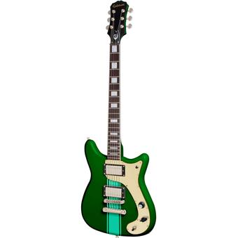 Epiphone Wilshire Phantomatic Emerald Green electric guitar