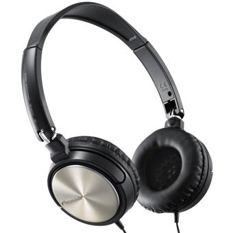 Pioneer SEMJ531 Gold DJ headphones