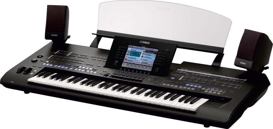 yamaha tyros 4 black 10th anniversary pack xl keymusic. Black Bedroom Furniture Sets. Home Design Ideas