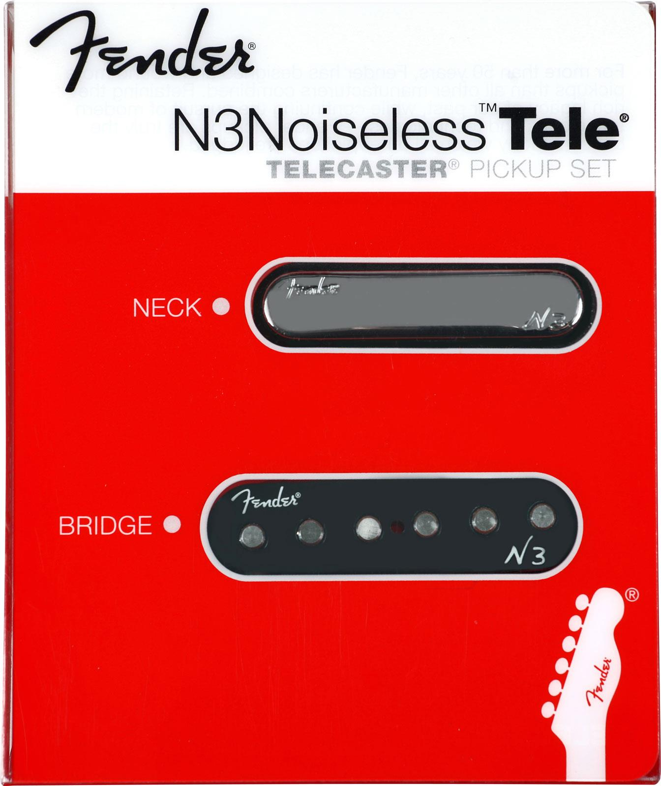 Fender N3 Noiseless Pickups Wiring Diagram Solutions Schematic Stratocaster Telecaster Pickup Schematics Diagrams