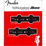 Fender N3 Noiseless Jazz Bass Pickup Set