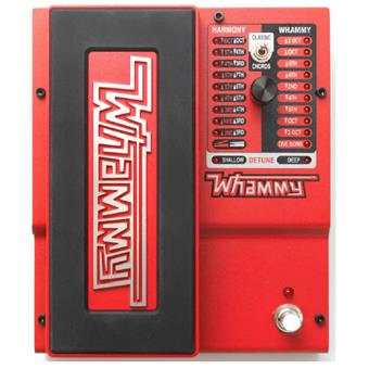Digitech Whammy 5 pitch shift/octave/harmonizer pedal