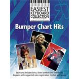 Hal Leonard Easiest Keyboard Collection Bumper Chart Hits