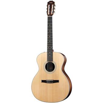 Taylor 214e Nylon classical guitar with electronics