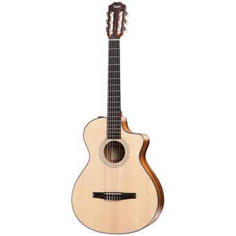 Taylor 312ce Nylon classical guitar with electronics