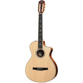 Taylor 812ce Nylon classical guitar with electronics