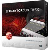 Native Instruments Traktor Scratch A10 mk2