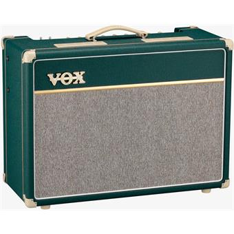 Vox AC15C1 Limited Edition British Racing Green guitar combo