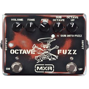 MXR SF01 Slash Octave Fuzz pitch shift/octave/harmonizer pedal