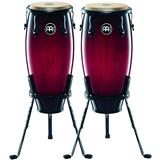 Meinl HC555WRB Headliner 10 Inch 11 Inch Set Wine Red Burst