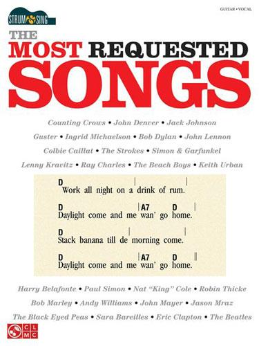 Hal Leonard Strum & Sing The Most Requested Songs