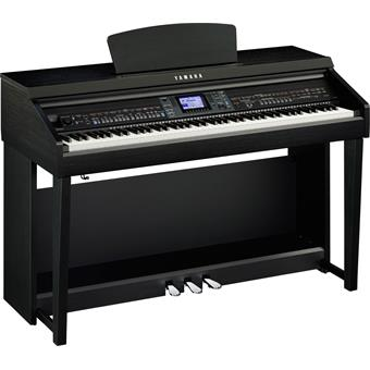 Yamaha CVP 601B Black Walnut digital arranger piano