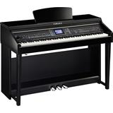 Yamaha CVP 601PE Polished Ebony