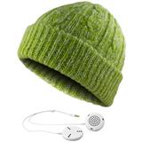 Aerial7 Sound Disk Beanie Journey Lime