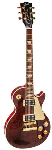 gibson les paul signature t gold series wine red keymusic. Black Bedroom Furniture Sets. Home Design Ideas