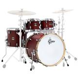 Gretsch Drums RNE823QG FSR Renown Maple Limited Burgundy Satin