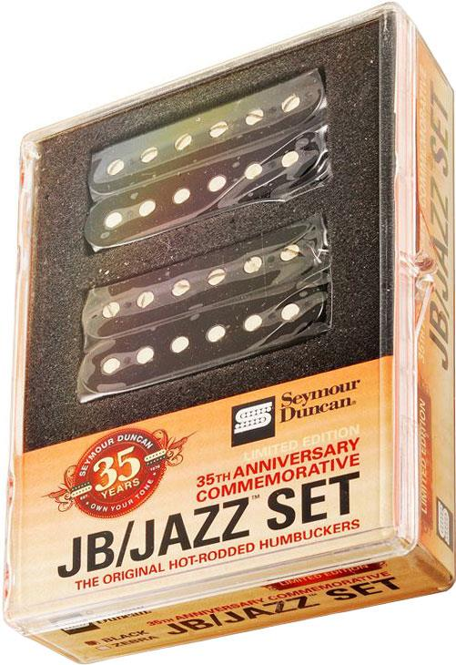 Seymour Duncan 35Th Anniversary JB Jazz Set