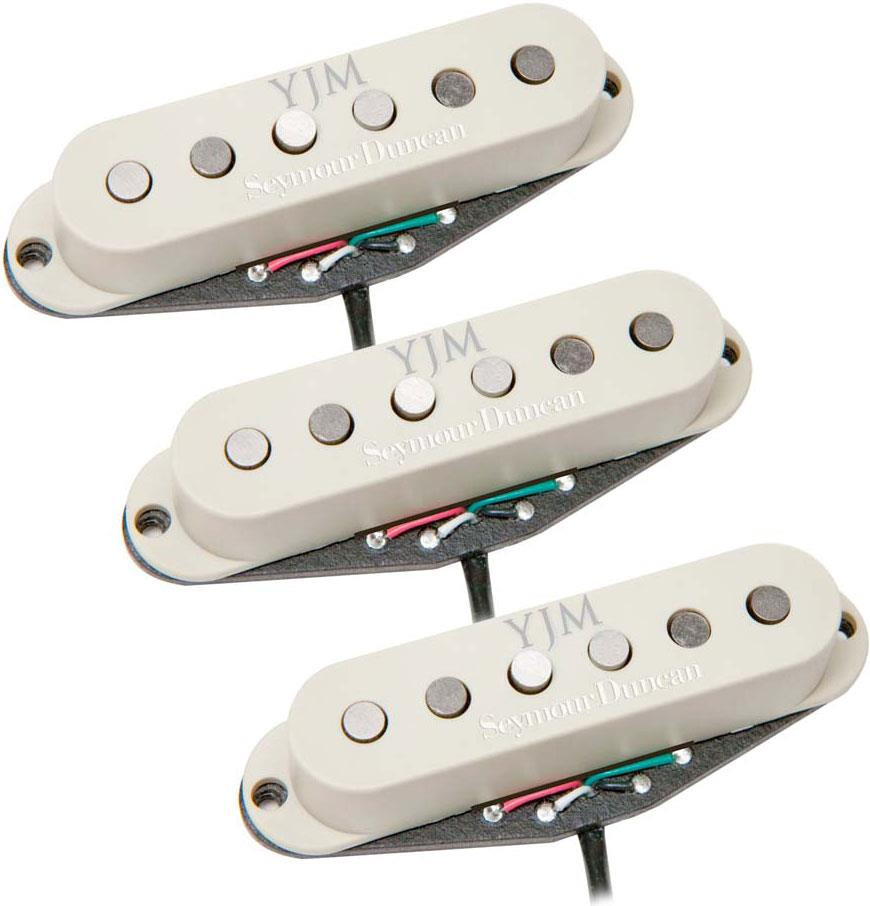 Seymour Duncan STK-S10S YJM Fury Stack Pickup Set Off-White