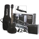 Epiphone Goth SG Performance Pack Pitch Black