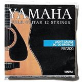 Yamaha FB1200 Folk Guitar 12 Strings
