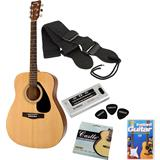 Yamaha F310P2 Guitar Pack Natural