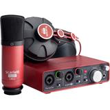 Focusrite Scarlett Studio Bundle