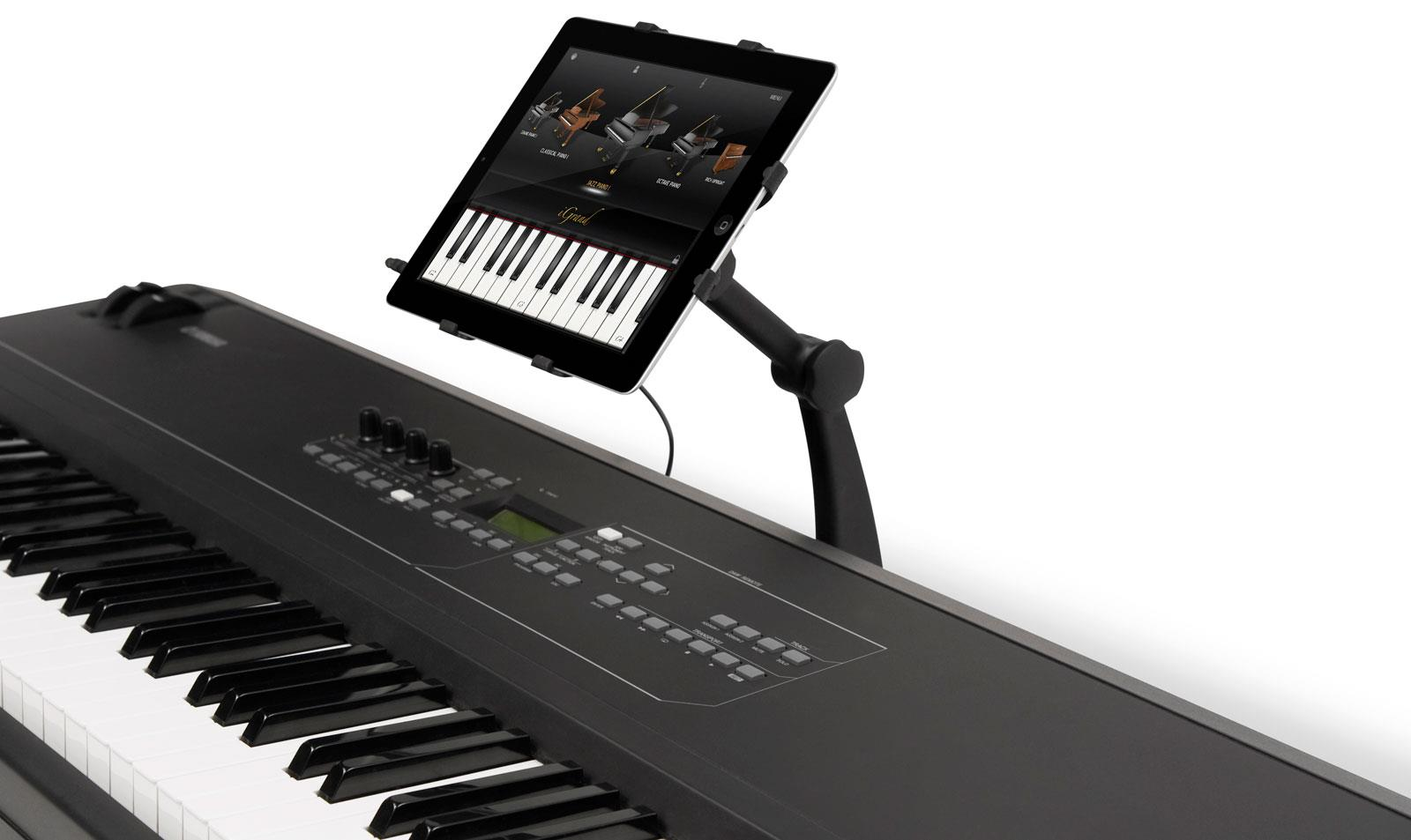 Ik Multimedia Iklip Stand For Ipad Keymusic