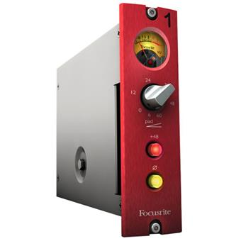 Focusrite Red1 500 Series Mic Pre voorversterker