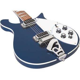 Rickenbacker 620 Midnight Blue alternatief gitaarmodel