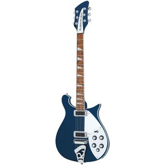 Rickenbacker 620 Midnight Blue Alternative Design-Gitarre