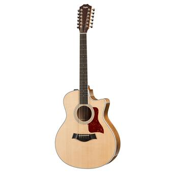 Taylor 456ce 12 string acoustic guitar