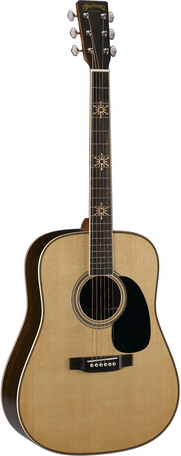 Vintage 1967 Martin D-35 Sitka and Brazilian Rosewood ID