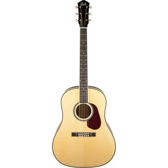 Guild Orpheum Slope Shoulder 14-Fret Rosewood Dread Natural dreadnought guitar