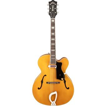 Guild A-150B Savoy Newark St Collection Blonde jazzgitaar
