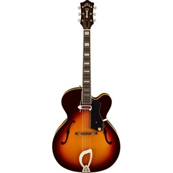Guild A-150 Savoy Newark St Collection Antique Burst jazzgitaar