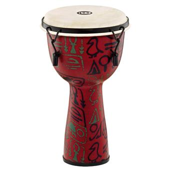 Meinl FMDJ1-M-G Mechanical Djembes Goat Head 10 Pharaoh djembe