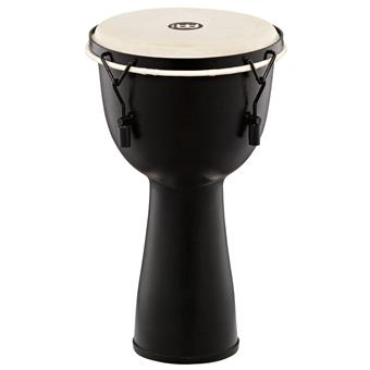 Meinl FMDJ5-L-G Mechanical Djembes Goat Head 12 Natural Black