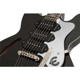 Epiphone Riviera Custom P93 Black Royale Limited Edition semi-acoustic guitar