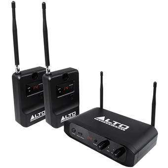 Alto Stealth Wireless digital mixer