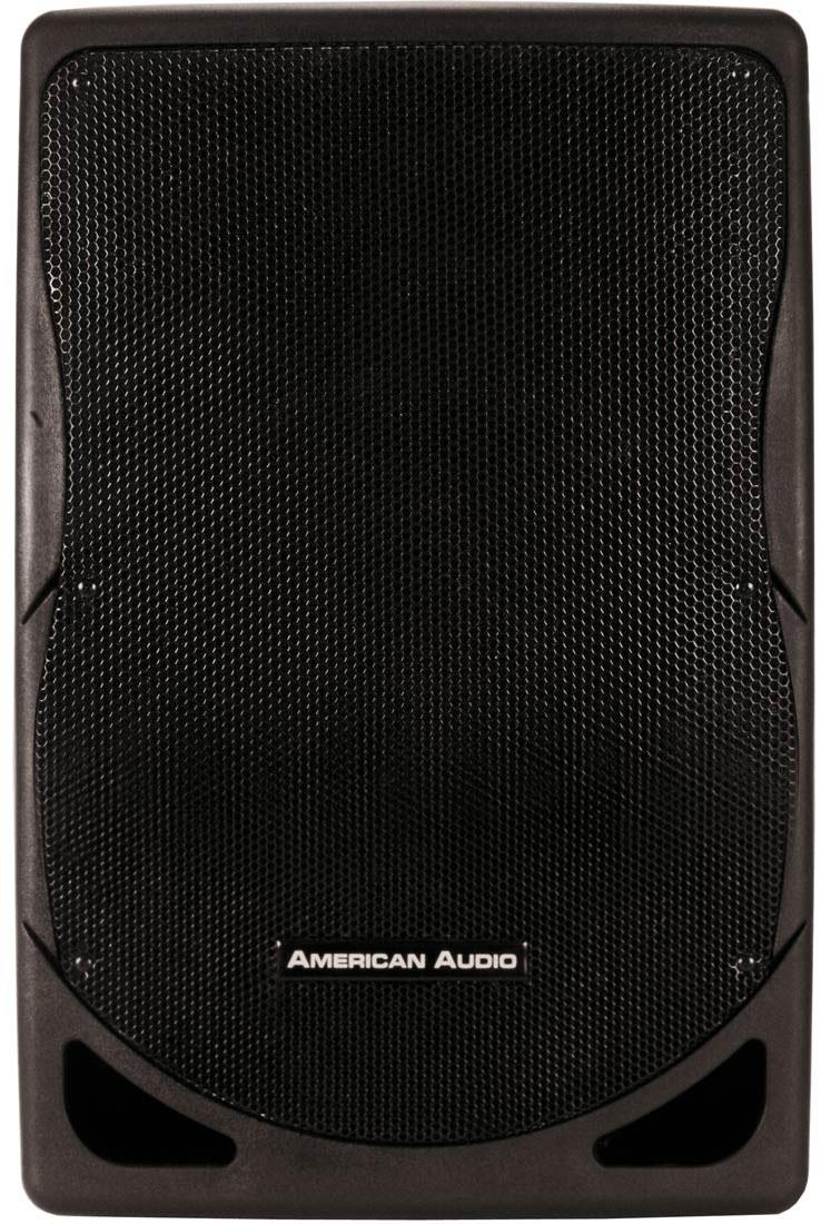 american audio xsp 15a powered speaker keymusic. Black Bedroom Furniture Sets. Home Design Ideas