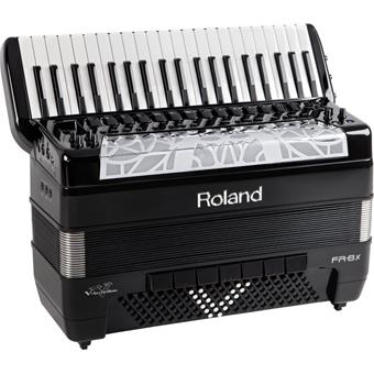 Roland FR-8X Black digital accordion