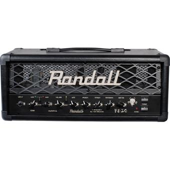 Randall RD20H Diavlo tube guitar head