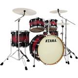 Tama Silverstar VP52KRS Transparent Red Burst