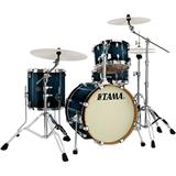 Tama Silverstar VP48S Transparent Blue Burst