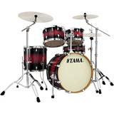 Tama Silverstar VP50RS Transparent Red Burst